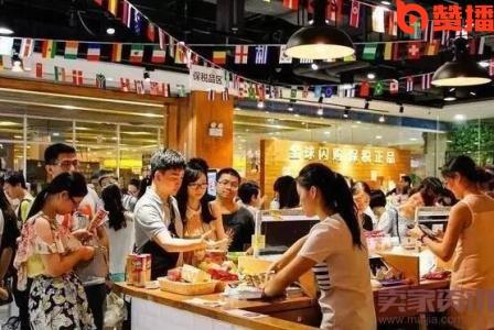 超市行业用上赞播AI小程序,业绩翻番快速增长
